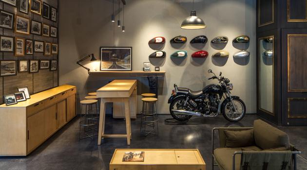 A Biker S Abode