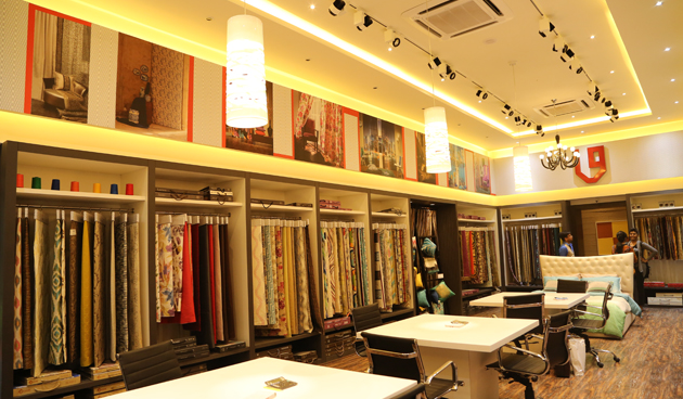 Seven designs unveil their 1st flagship home decor store in kolkata - Home furnishing stores ...