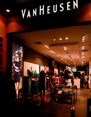 be89d2ead0 Van Heusen unveils exclusive women s wear store in Bangalore