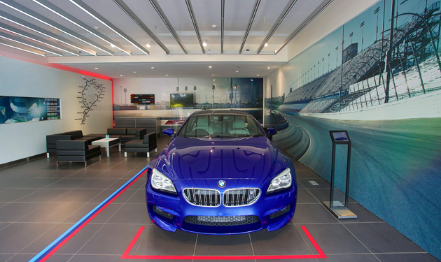 Bmw M Studio Opens In India