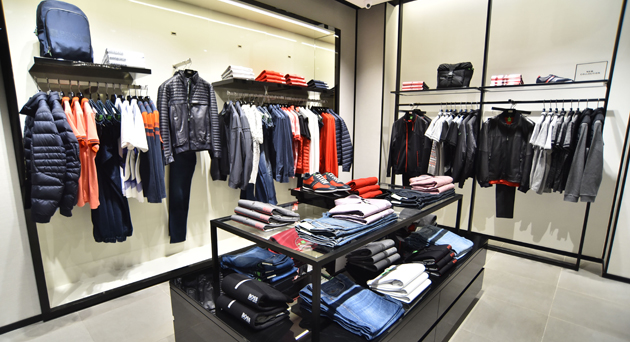 336eb2274 HUGO BOSS reopens its BOSS store in New Delhi