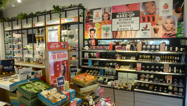 The Body Shop online store in India. Shop from the latest collection of The Body Shop brand beauty and cosmetic products online at best prices & enjoy exclusive discounts on Myntra. Free Shipping.