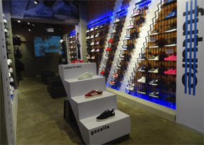 adidas Originals opens first brand owned exclusive outlet in