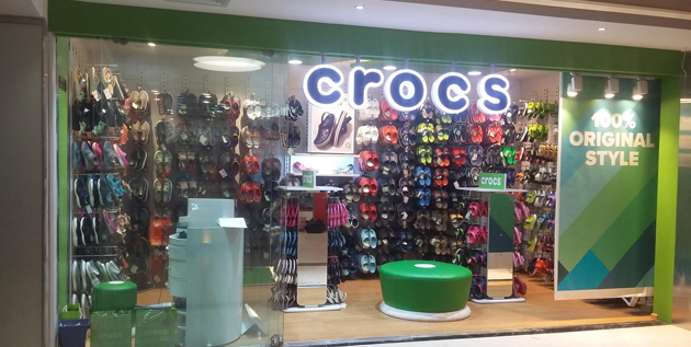 buy online b174b f26d5 Crocs opens its second store in Bengaluru