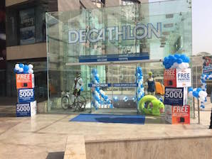 7fa392e566d46 Decathlon opens its largest store in India at Pacific Mall, New Delhi
