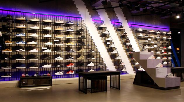 Adidas Originals Launches Its Neighbourhood Concept Store In Mumbai