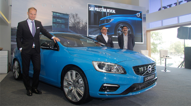 Volvo Cars Expands Retail Dealership Opens Showroom In Pune