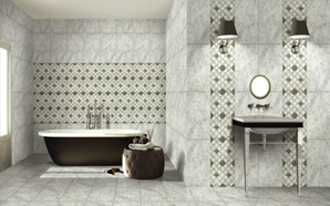 bathroom tile concepts kajaria introduces digital led ceramic wall tile concepts 11587