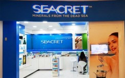 The magic of Dead Sea in Seacret's first Mumbai store