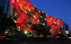 Quest: the new architectural landmark in Kolkata