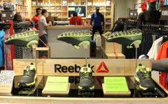 Reebok's JetFuse revs up for take-off with jet engine concept