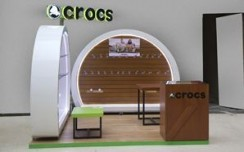 Kreo Design and Innovation crafts innovative Crocs shop-in-shop
