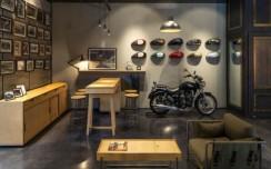 A Biker's Abode