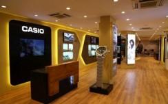 Resetting brand Casio