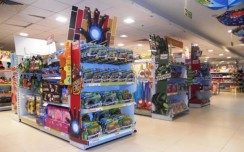Big Bazaar & Disney create super-hero mania in stores