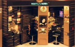 Roots & Herbs unveil eco-friendly kiosk at Quest Mall, Kolkata