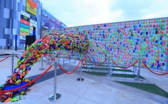 Phoenix Marketcity uses art to highlight the need for