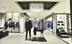 HUGO BOSS reopens its BOSS store in New Delhi