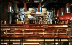 Ministry of Beer takes on a punk themed décor at Connaught Place