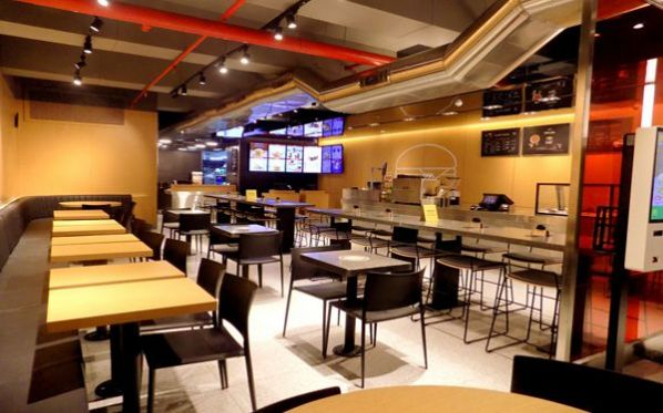 Mcdonald S India Unveils Their First Experience Of The