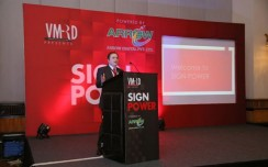 VM&RD and Arrow Digital host Sign Power in Mumbai to highlight new-age application of digital printing in retail