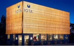 IOTA refurbishes its furniture boutique