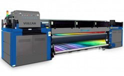 ColorJet to launch 3.2 metre UV LED Roll to Roll Printer VULCAN for Indian market