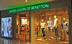 Benetton launches its On Canvas concept in Bangalore & Hyderabad; 80 stores to take up this concept by 2018