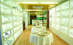 Noritake launches its first flagship store in India