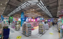 "Toys ""R"" Us makes its debut at Phoenix Market City, Bangalore"