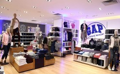 GAP opens India's 11th store in Delhi