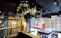 VM&RD Retail Design Awards 2016 : Abhishek Gupta Flagship Store; Studio Lotus