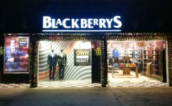 Blackberrys focuses on smaller towns, to open 30-35 stores by end of fiscal