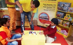 Landmark connects with little champs through Lego Championship 2017