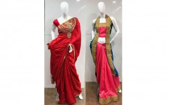 Tranz Mannequins launches saree draping service