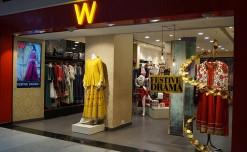 W brings drama to its festive windows
