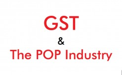 GST & the POP industry