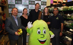 Godrej Nature's Basket delights consumers with sampling of USA Pears