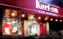 Kurl-on store, Bangalore