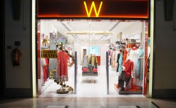 W adopts a new retail design identity
