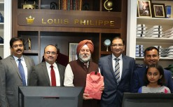 Louis Philippe enters Nepal market
