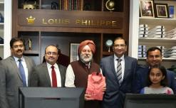 Louis Philippe enters Nepal market