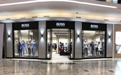 HUGO BOSS opens flagship in Kolkata