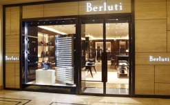 Parisian shoe brand Berluti opens 1st store in India