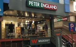 Peter England to use recyclable fabric material for in-store signages