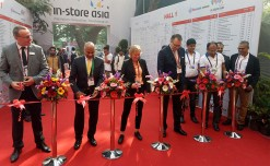 11th edition of In-Store Asia kicked off at Bombay Exhibition Center, Mumbai on 22nd February 2018