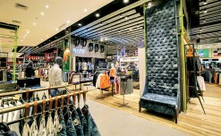 Store Fit-Outs Look Homeward