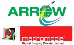 Arrow Digital installs Efi- VUTEk 5r at Macromedia and Hannu Marketing