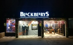 Blackberrys to introduce fresh retail identity