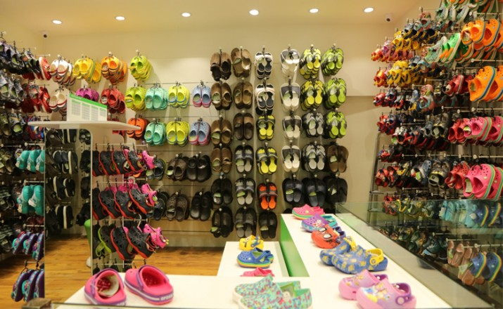 582b5a53626f7 Crocs opens its 74th retail outlet at CP